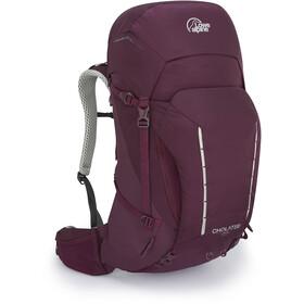 Lowe Alpine Cholatse ND40:45 Backpack Women, rood
